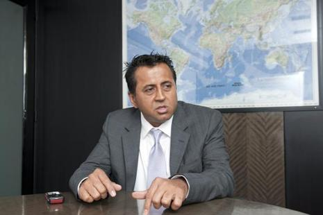 Embassy Group chairman and managing director Jitu Virwani. Embassy Office Parks had applied to Sebi for approval to register its REIT in October 2016. Photo: Mint
