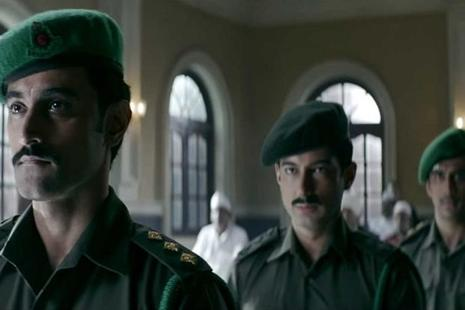 A still from 'Raag Desh'.