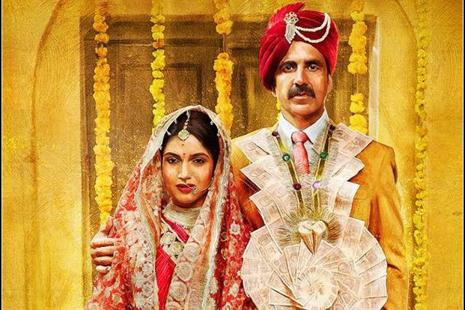 'Toilet: Ek Prem Katha' made Rs14.59 crore in its overseas collections by Monday.