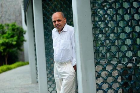 Ganesh Devy, chief editor of the People's Linguistic Survey of India. Photo: Pradeep Gaur/Mint