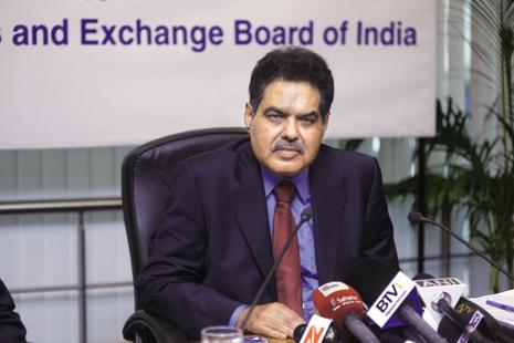 Sebi chairman Ajay Tyagi feels the successful implementation of the Insolvency and Bankruptcy Code (IBC) will increase investor confidence. Photo: Abhijit Bhatlekar/Mint