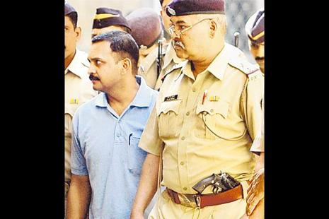 Lt. Col. Shrikant Prasad Purohit spent almost nine years in jail for his alleged role in the Malegaon blast case. Photo: HT