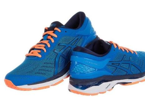 Asics Gel Kayano 24 is priced at Rs13,499