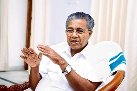 Pinarayi Vijayan said three task forces have been formed for looking at alternative measures to preserve water such as rainwater harvesting and rejuvenation of existing public wells and other water bodies. Photo: Ramesh Pathania/Mint
