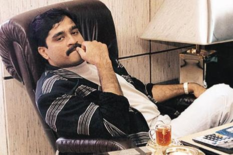 A file photo of  underworld don Dawood Ibrahim.