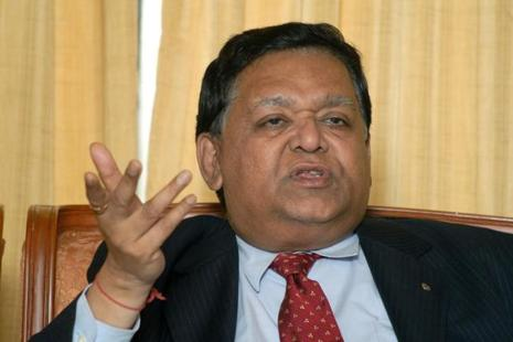 While addressing L&T's AGM on Tuesday, outgoing chairman A.M. Naik said the company has placed special emphasis on expanding its capabilities in design and manufacturing of defence equipment. Photo: Mint