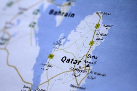 The diplomatic boycott of Qatar by Saudi Arabia-led Gulf countries also appears to be causing Qatari banks to rein in their business abroad. Photo: Reuters