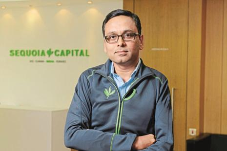 Abhay Pandey, managing director, Sequoia Capital India Advisors. Photo: Abhijit Bhatlekar/Mint