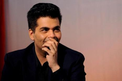 A file photo of Bollywood director Karan Johar. Photo: AFP