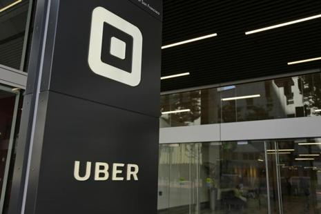 An executive committee is steering Uber as it searches for a CEO. The group has been taking steps to fend off rivals and rehabilitate the company's image. Photo: AP