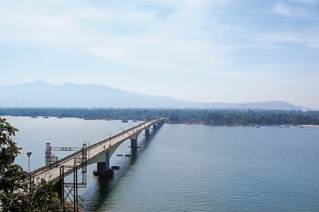 The interlinking of rivers is a socially disruptive proposition. Photo: Wikimedia Commons