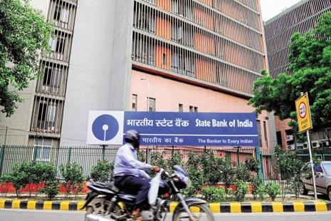 State-run banks have not done well this time. Country's largest lender SBI paid a whopping 37% less. Photo: Mint