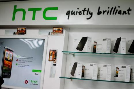 HTC shares suspended from trading as of 21 September due to a pending announcement, according to the Taiwan stock exchange. Photo: Pradeep Gaur/Mint
