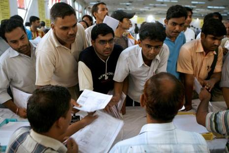 The states will administer and control 90% of the assessees below Rs1.5 crore annual turnover, and the remaining 10% coming under the Centre. Photo: AFP