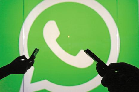 It is unclear how Saudi authorities can monitor apps such as WhatsApp, which says its messages are supported by end-to-end encryption. Photo:  Bloomberg