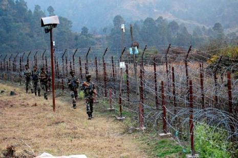 DGMO Lt Gen. A. K. Bhatt said the trend of cross-border infiltration with active support of Pakistani forward posts has been continuing. Photo: PTI