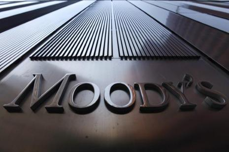 Moody's stripped Britain of its top-notch AAA rating in 2013. Photo: Reuters