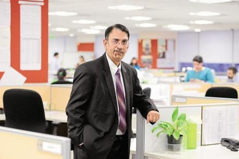 Shekar Viswanathan, vice-chairman at Toyota Kirloskar Motor. Photo: Hemant Mishra/Mint