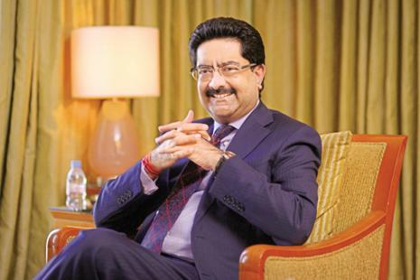 Kumar Mangalam Birla, chairman of the Aditya Birla Group, had said ABCL will be looking at raising a distressed assets fund as part of its ARC. File photo: Abhijit Bhatlekar/Mint