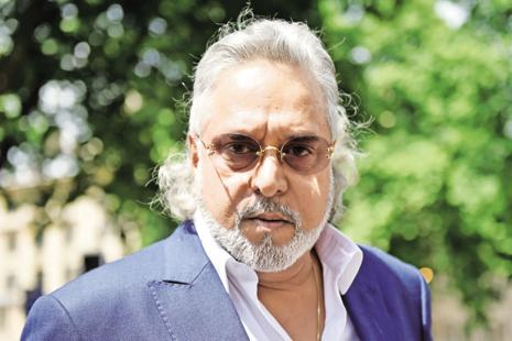 Vijay Mallya left for London in March 2016 as banks closed in on him to recover more than Rs9,000 crore owed to them by the defunct Kingfisher Airlines. Photo: Reuters