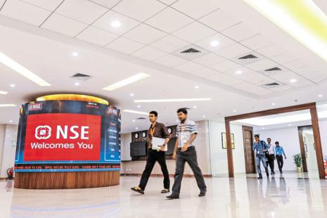 NSE started disciplinary proceedings against OPG Securities in February after a forensic audit of the exchange's systems by Deloitte in December showed it had unfair access to NSE algo-trading systems. Photo: Bloomberg