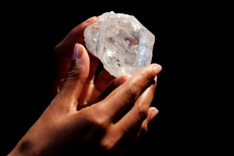 The fate of the Lesedi La Rona , or 'our light' in the Tswana language spoken in Botswana, is a good example of how size isn't the most important factor in the diamond industry. Photo: Reuters