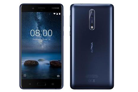 Nokia 8 has premium features and top-of-the-line hardware.