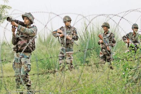 On Tuesday, the Indian Army foiled an infiltration bid by armed militants in Jammu and Kashmir's Keran sector in Kupwara, aided by Pakistan's Border Action Team (BAT). Photo: AP