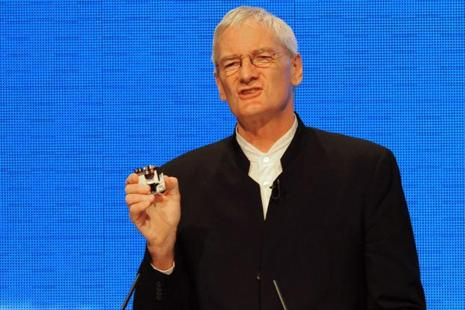 James Dyson, founder of Dyson Inc, best-known as a manufacturer of vacuum cleaners, hand driers and air filters. Photo: AFP
