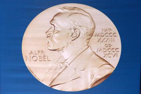 This year's Nobel laureates can look forward to a rise of 12.5% in prize money. Photo: AFP