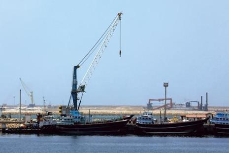 India and Iran are developing the Chabahar port as a major trade junction for movement of goods among the countries and Afghanistan, bypassing Pakistan altogether. Photo: