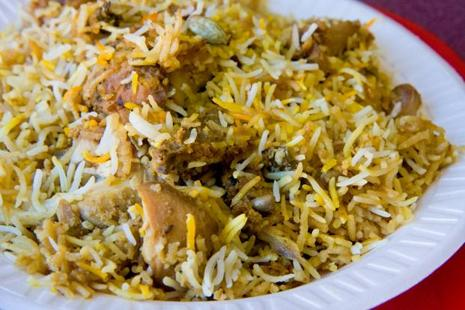 Dum Pukht, New Delhi, is one of the best places in the world to have biryani.