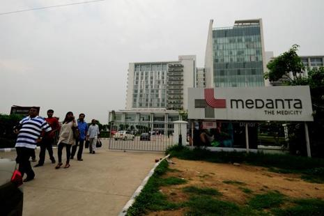 US-based private equity fund Carlyle Group owns 27% in Gurugram-based Medanta, while Singapore's Temasek Holdings Pte holds 18%. Photo: Pradeep Gaur