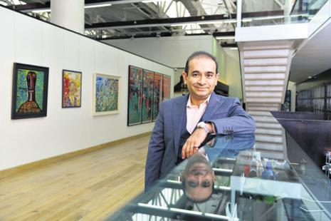 Nirav Modi, along with his uncle and Gitanjali Gems promoter Mehul Choksi, is the prime accused in the ₹ 14,356 crore PNB fraud. Photo: Aniruddha Chowdhury/Mint