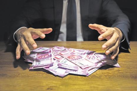 The rupee depreciated 7% against the dollar in the first half of the year. Photo: iStock