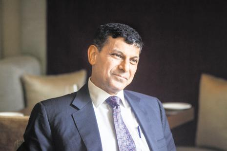 A file photo of former RBI governor Raghuram Rajan. Photo: Mint