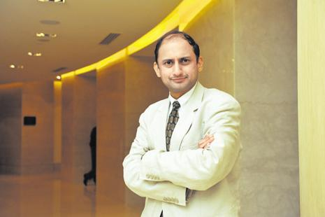 RBI deputy governor Viral Acharya. Photo: Mint