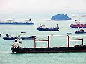 High seas: Chinese buyers are travelling greater distances to buy iron ore, further exacerbating the shortage of ships.