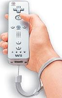 Out of the ordinary: The Nintendo's Wii remote control device has been hacked for bizarre purpose