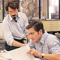 David Flincher's film Zodiac is based on the life of a serial killer