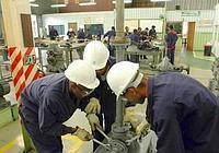 Driving force: Trainees at Sasol's vocational centre in South Africa. Demand for the company's technology is rising as countries with coal and gas reserves seek to reduce their dependence on crude oil
