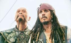 Double Trouble: OD on pirates with Chow Yun-Fat and Johnny Depp