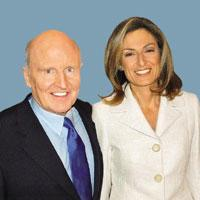 Jack and Suzy Welch are the authors of the international best-seller, Winning