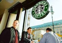 Maybe later: Starbucks is the world's biggest coffee-shop chain.