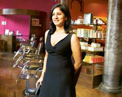 Starting with one in trendy SoHo, Tummala now has her salons in Madison Avenue and Columbus Circle