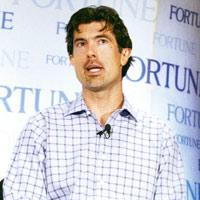 A file picture of Craigslist CEO Jim Buckmaster at the Fortune Tech Conference in San Francisco, California, on 12 July 2007