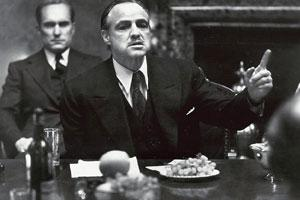 The Godfather: It changed the way gangsters looked at themselves and did business