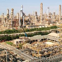 Fuelling Ambition: File picture of Reliance Industries' Jamnagar Refinery