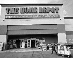 Improved deal?: Banks that had agreed to loan money to a consortium of PE firms to buy Home Depot Inc. are now pressing for better terms.