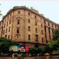 Hollowed out: A Rs100 crore makeover will transform the Mackinnon Mackenzie building into a mall, preserving only its stone facade.